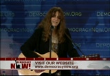 Still frame from: Democracy Now! Thursday, April 29, 2010