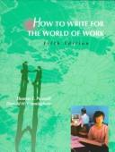 Download How to write for the world of work