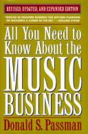 Download All you need to know about the music business