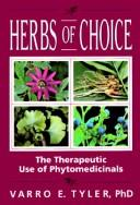 Download Herbs of choice