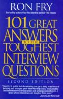 Download 101 great answers to the toughest interview questions