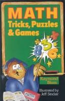 Math tricks, puzzles & games