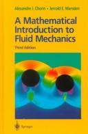 Download A mathematical introduction to fluid mechanics