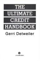 Download The ultimate credit handbook