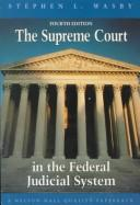 Download The Supreme Court in the federal judicial system