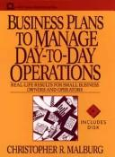 Download Business plans to manage day-to-day operations
