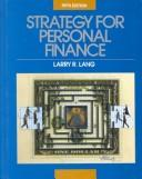 Download Strategy for personal finance