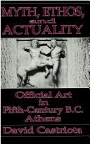 Download Myth, ethos, and actuality