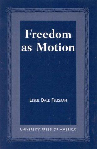 Download Freedom as Motion