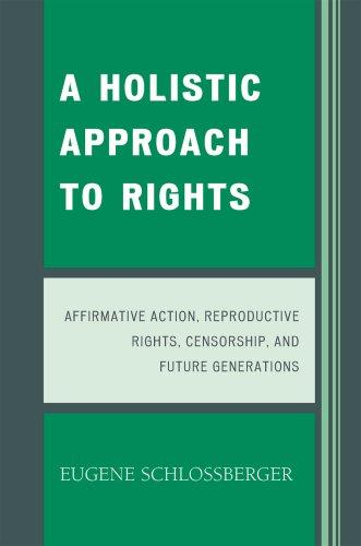 A Holistic Approach to Rights