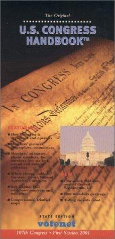 The 2001 U.S. Congress Handbook