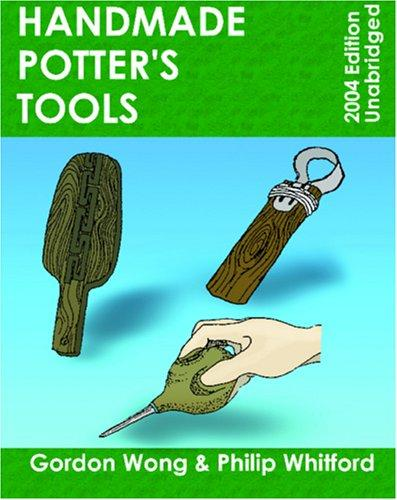 Image for Handmade Potter's Tools (2004 Edition Unabridged)