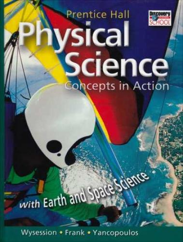 Prentice Hall/Physical Science/Concepts.