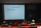 Still frame from: CLUG Talk - 11 Sep 2007 - Linux Name to Identifier Resolution