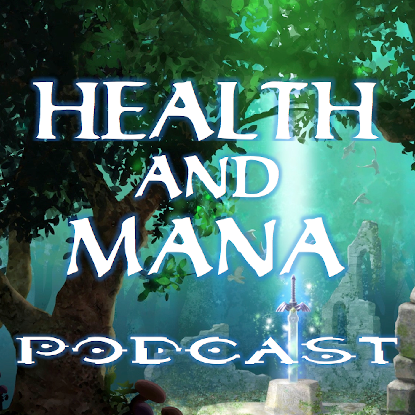 HEALTH AND MANA PODCAST
