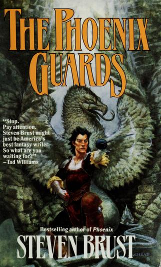 Cover of: The phoenix guards | Steven Brust