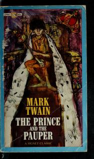 Cover of: The prince and the pauper by Mark Twain