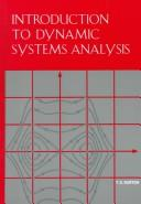Introduction to dynamic systems analysis by T. D. Burton