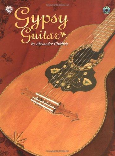 Gypsy Guitar by Alexander Glüklikh