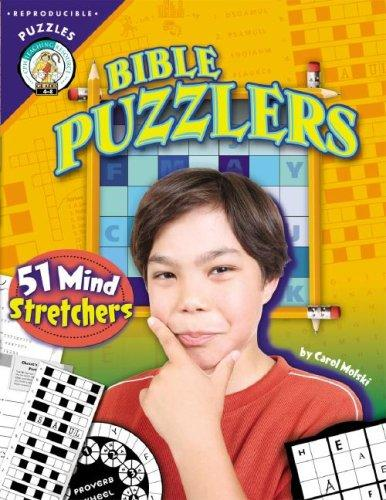 Bible Puzzlers (CPH Teaching Resource) by Carol Molski