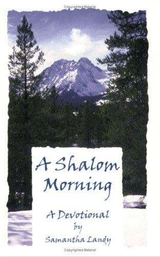A Shalom Morning by Samantha Landy