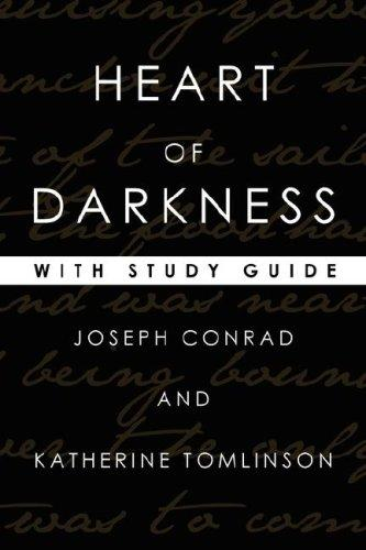 Heart of Darkness With Study Guide by Joseph Conrad