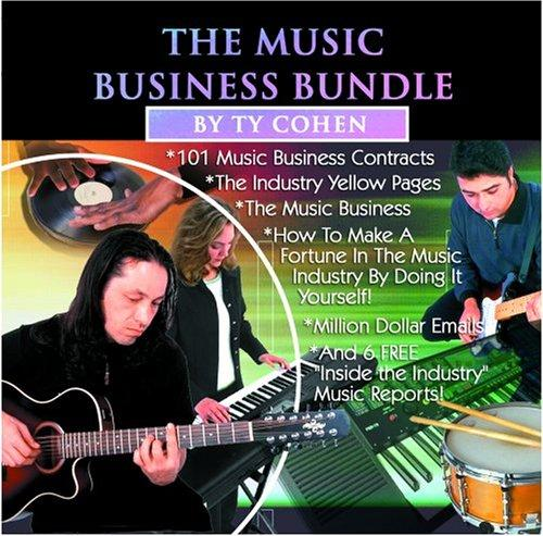 The Music Business Bundle by Ty Cohen