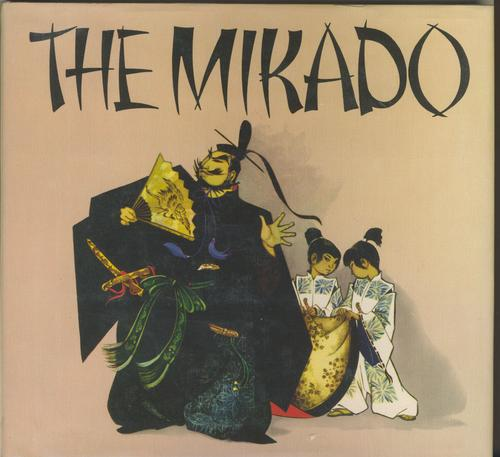 The Mikado by Martha Mearns