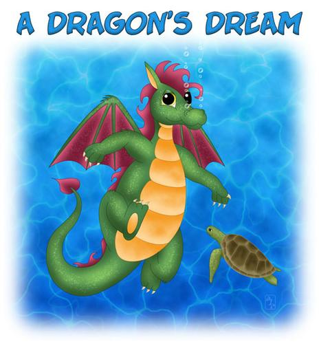 A Dragon's Dream by Glori Mulligan