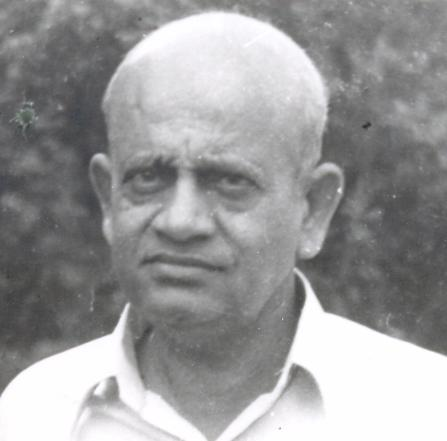 Photo of Dr.Sondur. Sriniwasachar