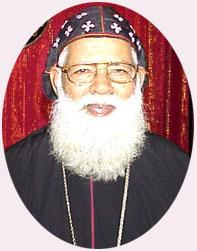 Photo of Geevarghese Mar Osthathios Metropolitan of the Orthodox Syrian Church in Kerala